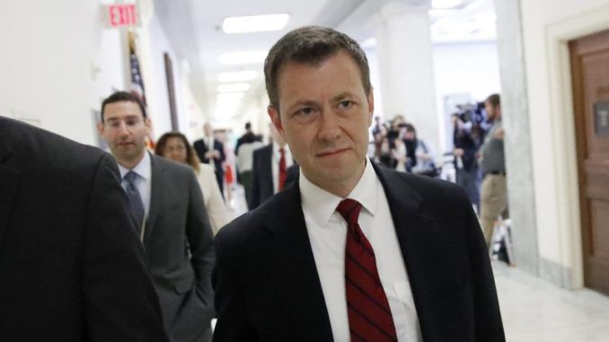 Damning new text messages proveformer FBI Agent Peter Strzok colluded with the New York Times and Washington Post by leaking stories.