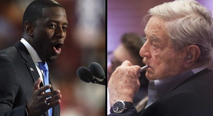 Andrew Gillum boasts that George Soros helped him win Democrat nomination