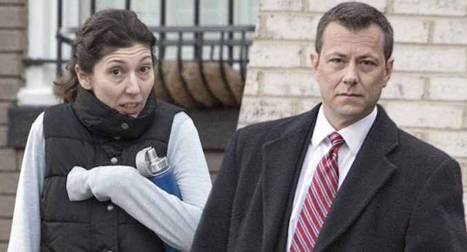 Peter Strzok and Lisa Page exposed as New York Times op-ed authors