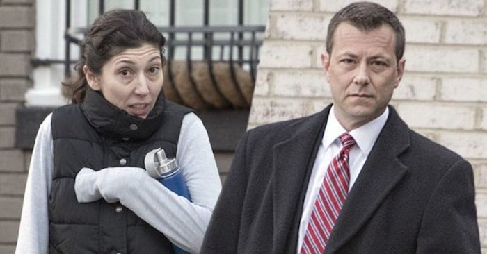 Strzok & Page Accused Of Writing New York Times Op-Ed