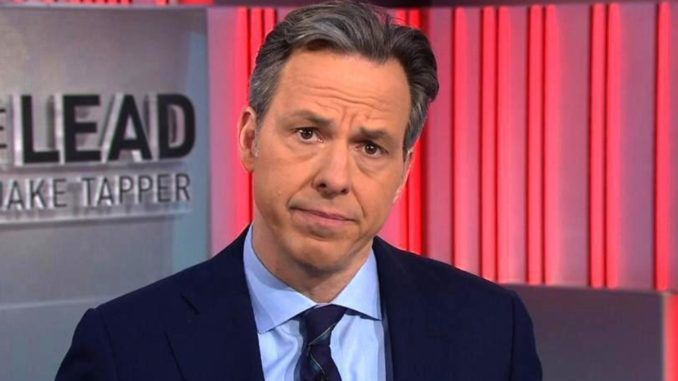 "CNN reporters including Jake Tapper and Evan Perez issued detailed reports Wednesday about an explosive device ""with projectiles"" that was sent to the White House, despite there being no such device."