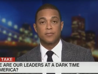 CNN's Don Lemon slams white people, says they pose biggest terror threat in America