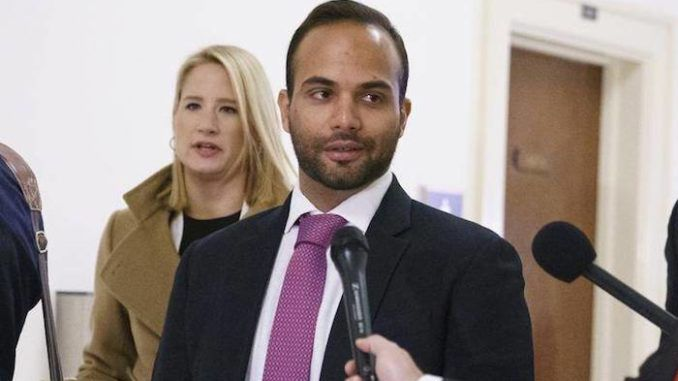 George Papadopoulos was on FOX and Friends this morning and stated that based on new bombshell new information that has come to light, he is considering taking back his plea deal with Robert Mueller.
