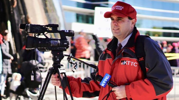 NBC fires Trump-supporting reporter for wearing a MAGA hat