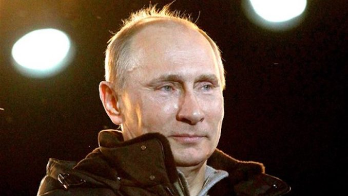 Vladimir Putin says Russian will go to heaven after nuclear holocaust