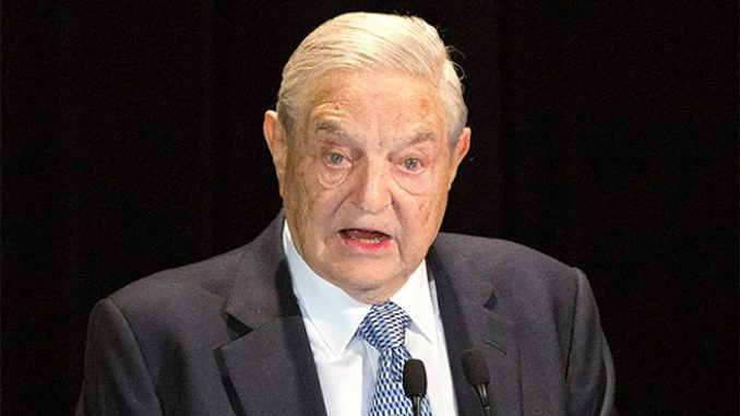 Israel declares George Soros a threat