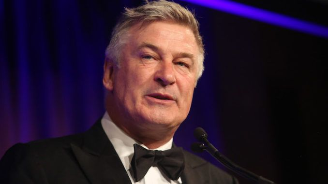 "Alex Baldwin twice told a crowd of Democrats to plan for a ""legal"" coup d'état to overthrow the government."