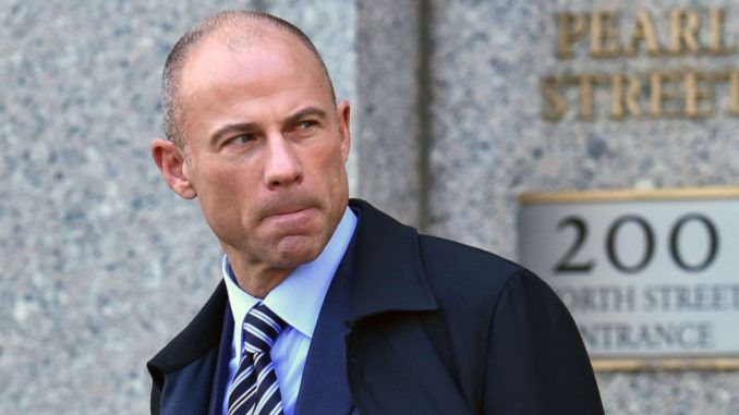 "Creepy porn lawyer Michael Avenatti has come under fire over a now-deleted tweet encouraging people to ""chip in for Beto now,"" linking to what appeared to be a fundraising page for Texas Democratic Senate candidate Beto O'Rourke."