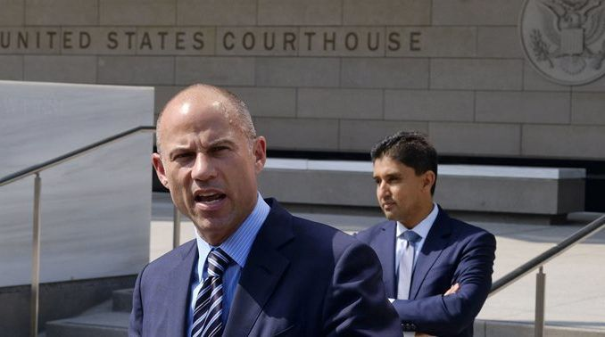 bankruptcy judge issues restraining order against Avenatti