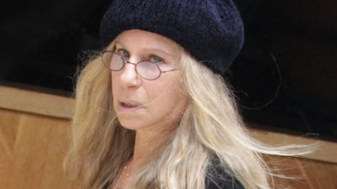 Barbra Streisand calls for abolishing the electoral college