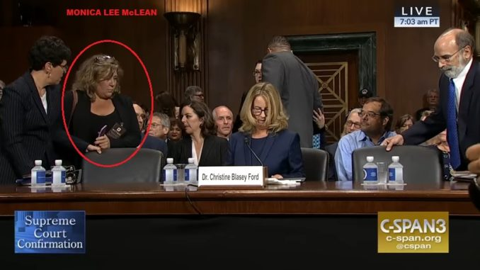 Christine Ford's FBI buddy pressured witness into changing story about groping party