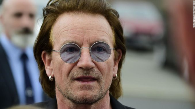 Bono slams people who criticize mass migration, saying they are spawn of Satan