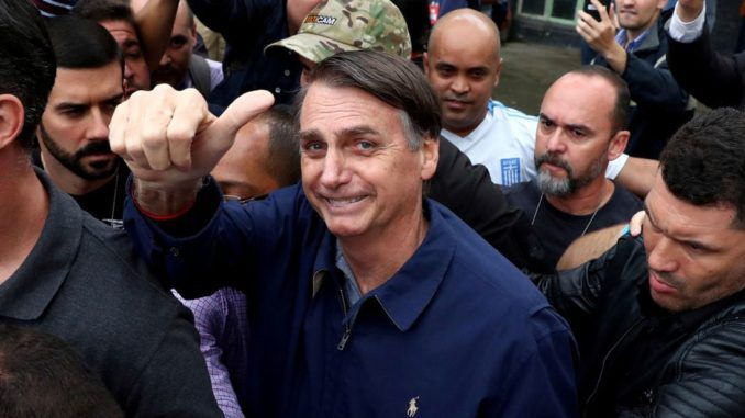 Brazilian Donald Trump wins primary election by landslide