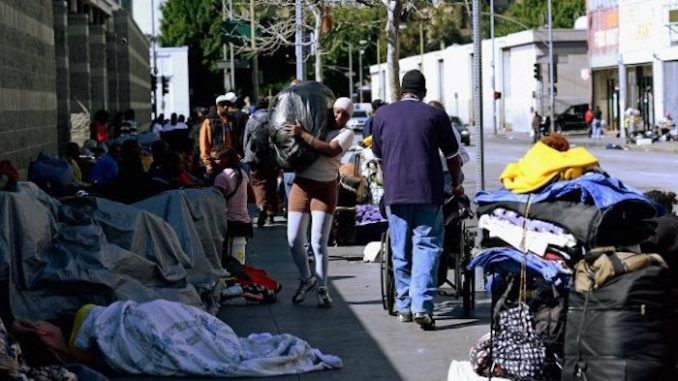 California poverty level is now highest in America, beating Mexico