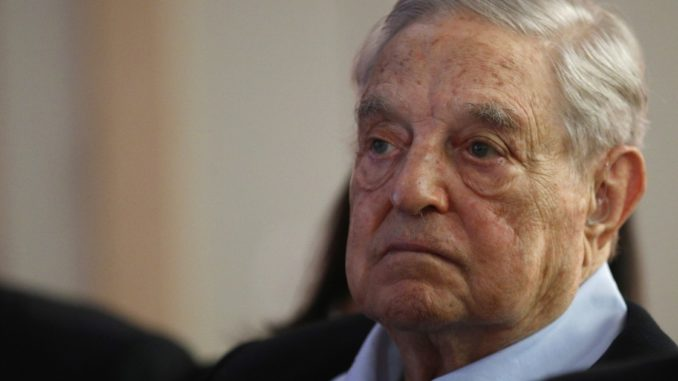 Campbells soup executive fired for criticizing George Soros