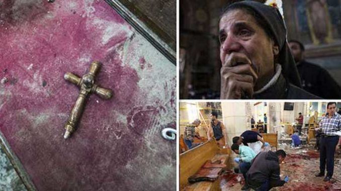 Thousands of Christians slaughtered in Egypt