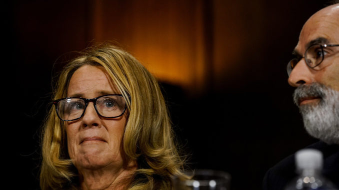 "One of Prof. Christine Blasey Ford's academic articles discussed how ""self-hypnosis"" can be used to retrieve suppressed memories and ""create artificial situations."""