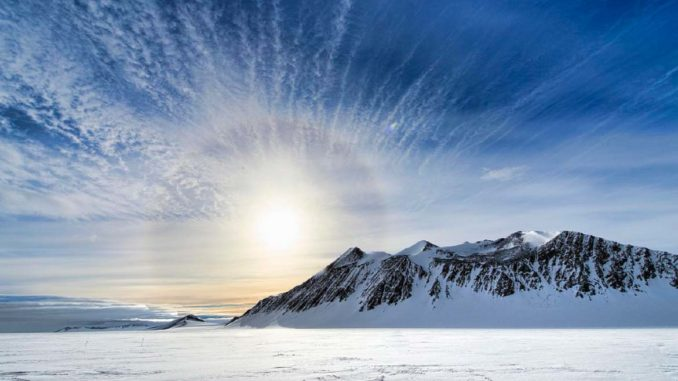 Mysterious cosmic rays shooting out of Antarctica, NASA scientists say