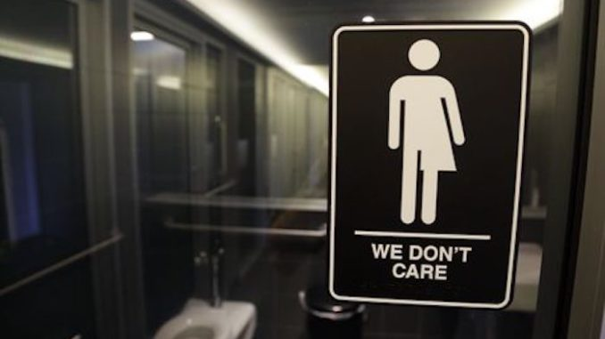 "A 5-year-old girl was sexually assaulted in the girls' bathroom at a Georgia school by a boy who was given permission by the liberal school to use whichever bathroom he felt like because he ""identifies as gender-fluid,"" according to reports."