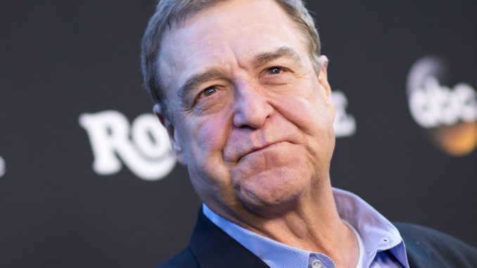 """Actor John Goodman, who plays Dan Conner in the """"Roseanne"""" spinoff """"The Conners,"""" says the show feels totally """"hollow"""" without his previous co-star and the original show's mastermind, Roseanne Barr."""
