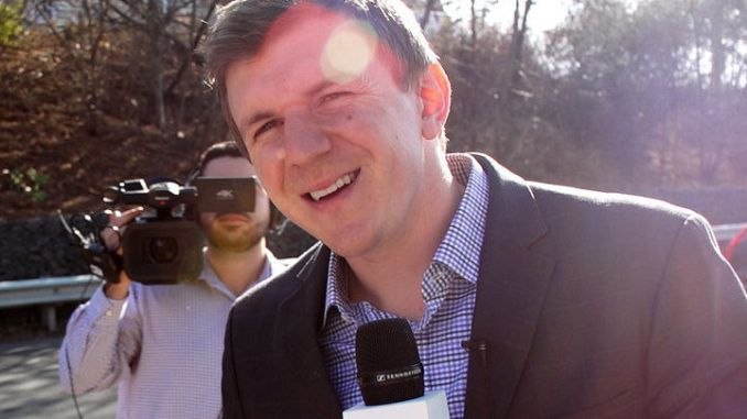 James O'Keefe attacked by Democrats ahead of damning video expose