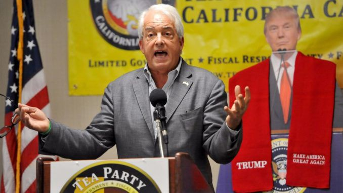 Republican John Cox soars ahead in California governor race