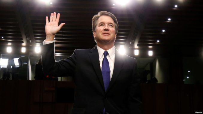 Kavanaugh confirmation is your chance to protect the Second Amendment, NRA says