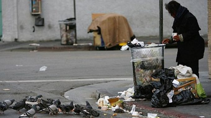Los Angeles has been declared one of the world's dirtiest slums, with conditions in some parts of the city worse than slums found in third world nations in Central America and Africa.