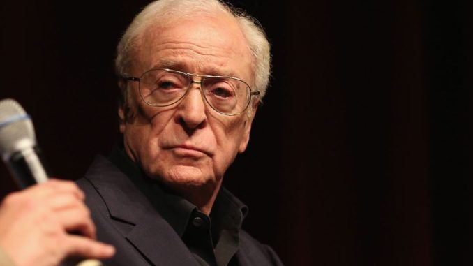 Sir Michael Caine says being ruled by the EU is like being ruled by fascists