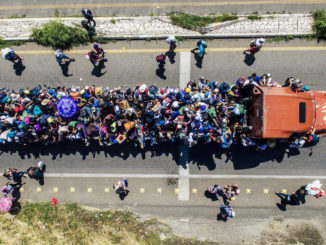 Judicial Watch calls for investigation into Soros alleged funding of migrant caravan