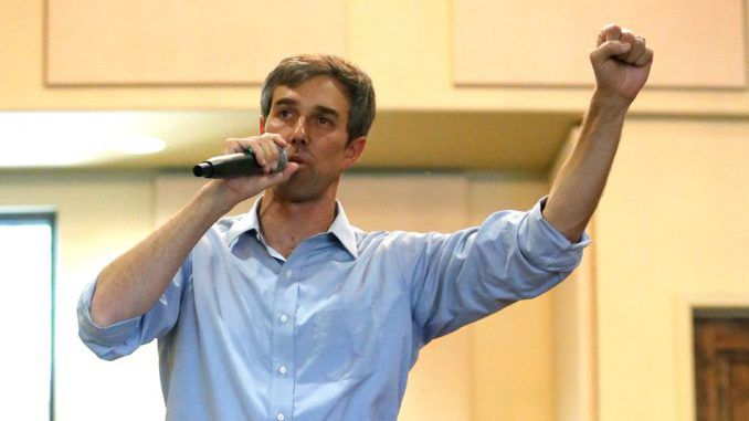 Democrat Senate candidate Beto O'Rourke has promised to impeach President Donald Trump if elected this November.
