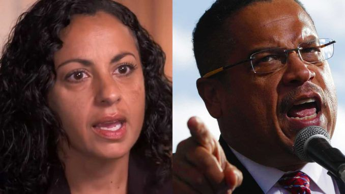 Democrat rep Keith Ellison's ex posts medical record proving violent assault against her