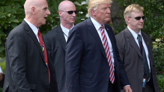 Secret Service foil assassination attempt on President Trump