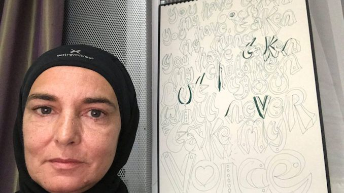 Sinead O'Connor converts to Islam and renounces Catholicism