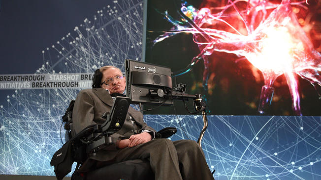 Stephen Hawking Predicted Rise Of 'Superhuman Race' That Will