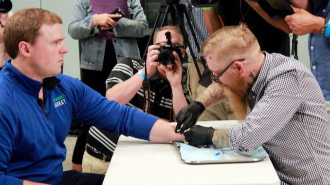 Sweden hasbecome the first widely microchipped nation, withSwedes readily parting with their own money to pay for microchips.