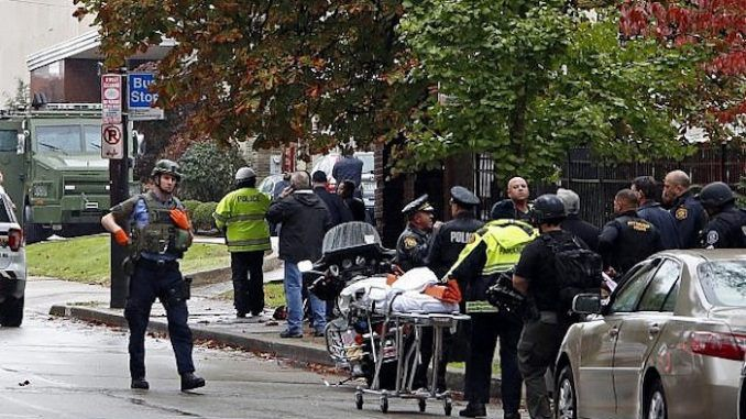 Pittsburgh synagogue shooter was anti-Trump extremist