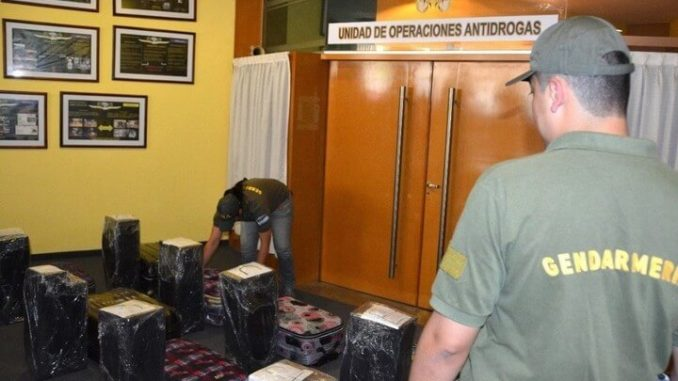 CIA ran drug trafficking operation in Argentina, court is told