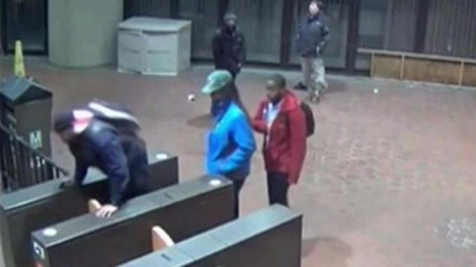 DC Metro police say its racist to issue citations to black fare evaders