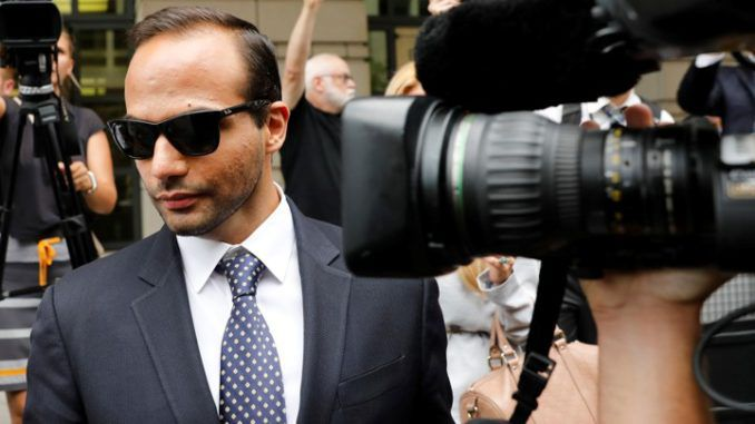 George Papadopoulos reveals British elite were behind spying of Trump campaign