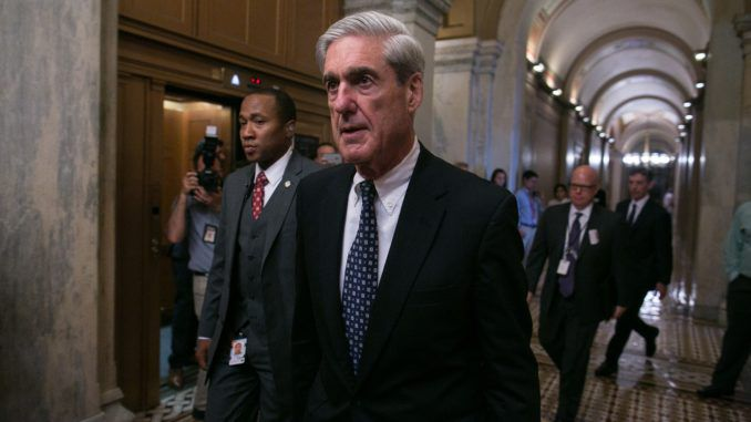 Mueller grand jury witness claims Special Counsel has close ties to Clinton Foundation