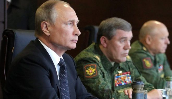 Putin: Russia Won't Be Dragged Into New Arms Race But Will Respond To US Withdrawal From INF