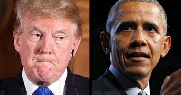 """Trump has slammed Obama and his administration for """"spying"""" on his campaign, claiming that the crimes committed may be considered """"treason."""""""