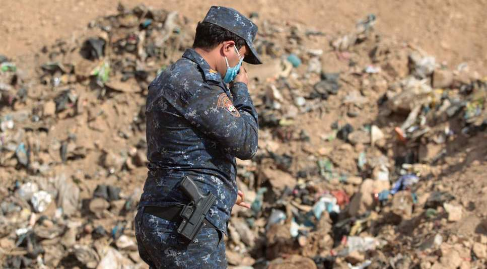 UN Discover Mass Graves Containing 12,000 ISIS Victims In Iraq