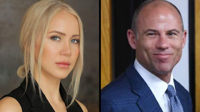Actress Mareli Miniutti claims Michael Avenatti beat her black and blue