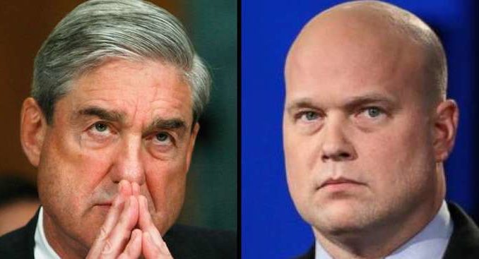 Liberal tears flow as AG Matthew Whitaker refuses to recuse himself from Russia probe