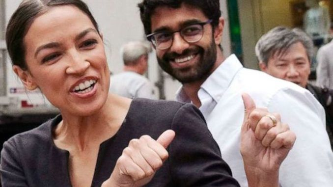 Democrat comedian accuses Ocasio-Cortez of being a Russian spy