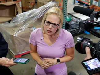 Democrat Kyrsten Sinema, Arizona's newly elected first female Senator,fought to protect criminals who had sex with child prostitutes and later took tens of thousands of dollars from the founders of an alleged sex trafficking website.