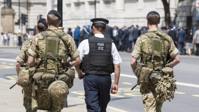 Image result for Put The Army On The Streets