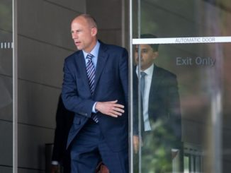 Michael Avenatti's bad week just got even worse with his struggling law firm evicted from its offices by an Orange County Superior Court judge and ordered to vacate the premises by Monday at the latest.